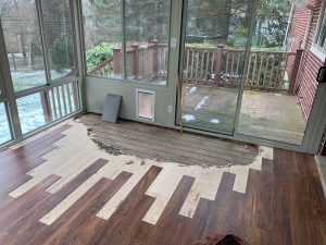 SUNROOM & CONSERVATORY REPAIRS